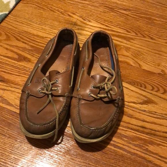 Sperry Shoes | Mens Sperrys Wide Width